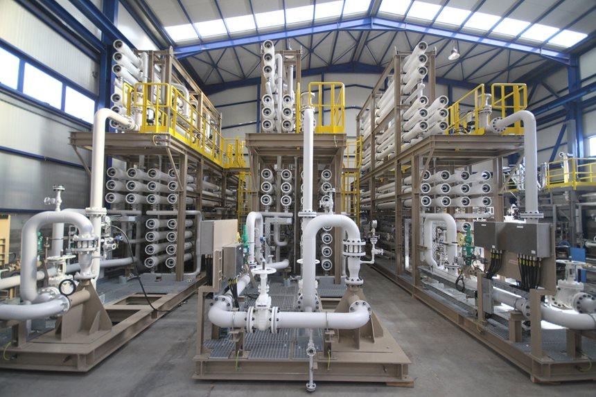 WATER TREATMENT - MetronCo
