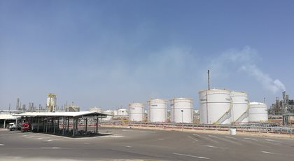 Sohar refinery EPCC - expansion of tanker truck loading facility